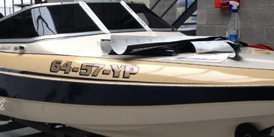 speedboot striping